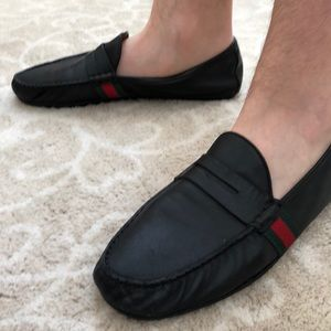 GUCCI loafers SZ 10 us 11